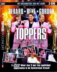 Cover Gerard - Rene - Gordon - Toppers In Concert [DVD]